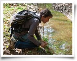 Bruno Muzzatti, Accompagnateur en montagne - guide naturaliste